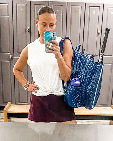 Beat tennis skirt. So comfy and supportive!    #LTKunder100 #LTKSeasonal #LTKfit