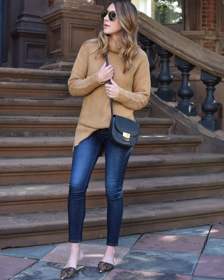 My favorite camel sweater is sold out..ugh..but I've linked a few others! One is less than $35!! || shop here 👉🏼 http://liketk.it/2uwtI #liketkit @liketoknow.it ||
