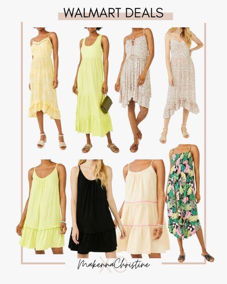 Walmart deals! Summer dress, summer outfits http://liketk.it/3i1Dj @liketoknow.it #liketkit