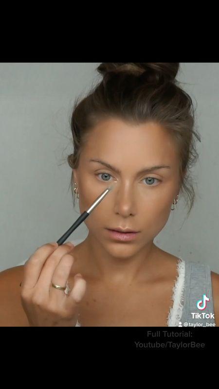 New makeup tutorial!  Full tutorial on my YouTube channel! YouTube/TaylorBee 🤍   https://youtu.be/RTv9IqteEgo  #LTKstyletip #LTKbeauty #LTKsalealert