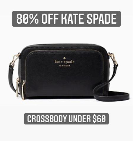 Kate spade crossbody is 80% off!   #LTKunder50 #LTKitbag #LTKstyletip