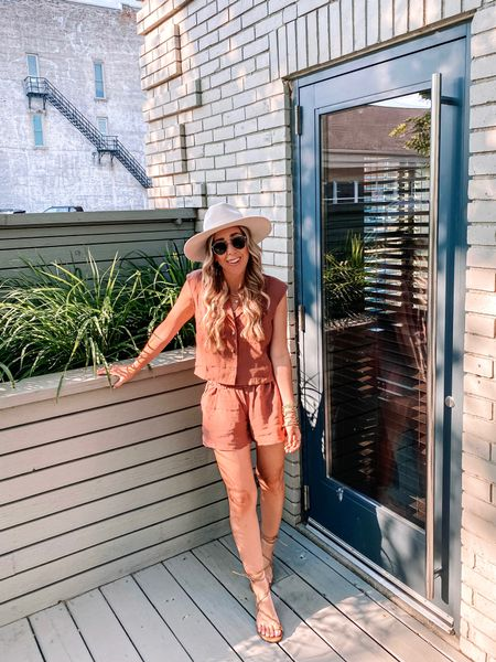 Weekends just hit different in a small town! Having the best time in Wooster and exploring this cute spot! Wore this cute brown set yesterday to cruise around and now I want it in every color! 🤎   http://liketk.it/3gWc2 @liketoknow.it #liketkit #LTKunder100  #LTKtravel #LTKstyletip