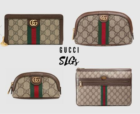 The Gucci Ophidia pattern obsession continues!! 🤩 #Gucci #SLGs   #LTKstyletip #LTKitbag