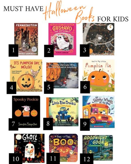 These Halloween books not only have beautiful graphics that's keep your kids enchanted in the Magic of Halloween but incredibly cute story lines that keep you coming back for more! Screenshot this pic to get shoppable product details with the LIKEtoKNOW.it shopping app http://liketk.it/2X8vq #liketkit @liketoknow.it @liketoknow.it.family #StayHomeWithLTK #LTKunder50 #LTKkids