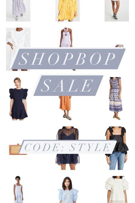 Shopbop sale http://liketk.it/3cRM0 #liketkit @liketoknow.it #LTKsalealert #LTKstyletip #LTKwedding