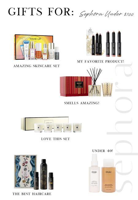 Holiday Gift Guide ❄️  #LTKbeauty #LTKunder100 #LTKGiftGuide