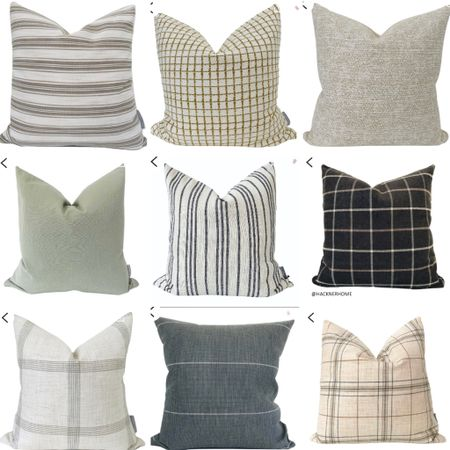 http://liketk.it/32xFG #liketkit @liketoknow.it  15% off with code MTFOREST15  Hackner Home Pillow Covers