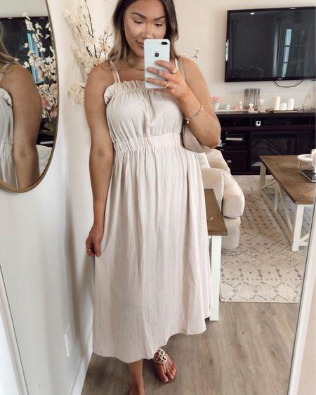 Summer dress Bridesmaids  Wedding guest dress   http://liketk.it/3je0D #liketkit @liketoknow.it #LTKunder50 #LTKsalealert #LTKcurves