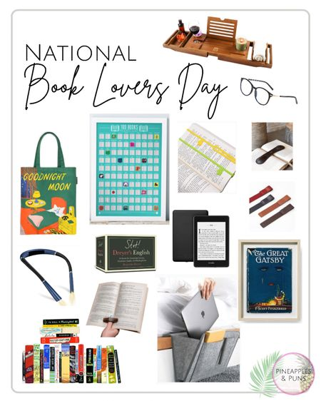 Celebrate National Book Lovers Day with me! 📖   #LTKunder100 #LTKhome #LTKfamily