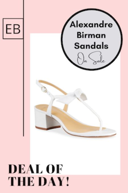 Fave day to night block heel sandals in white and black.  Perfect for outdoor wedding. http://liketk.it/3gkgo #liketkit @liketoknow.it #LTKsalealert #LTKshoecrush #LTKwedding Screenshot this pic to get shoppable product details with the LIKEtoKNOW.it shopping app
