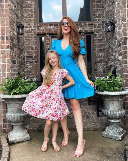 summer dresses // mommy and me @liketoknow.it #liketkit http://liketk.it/3k3d4 #LTKsalealert #LTKkids #LTKfamily