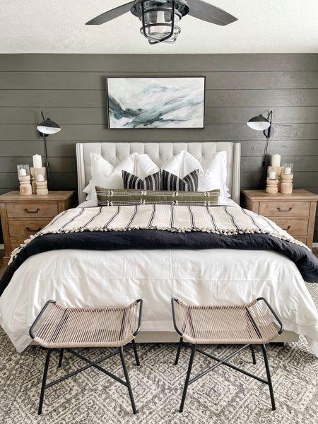 http://liketk.it/3d8H5 modern farmhouse bedroom design ideas @liketoknow.it @liketoknow.it.home #liketkit #LTKhome