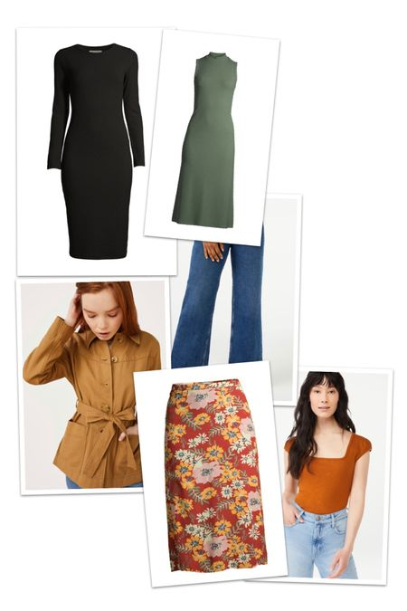 Soft opening to fall! Pieces you can wear now and later.    #LTKunder50 #LTKunder100 #LTKsalealert