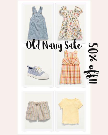 Old Navy Sale Toddler Girl Clothes   #LTKsalealert #LTKbaby #LTKfamily