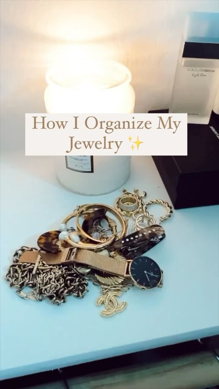 Organized jewelry ideas   #LTKhome #LTKstyletip #LTKunder50