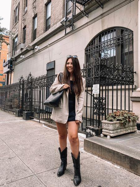 Cowboy boots szn 🍁🍂  #LTKSeasonal #LTKunder100 #LTKSale