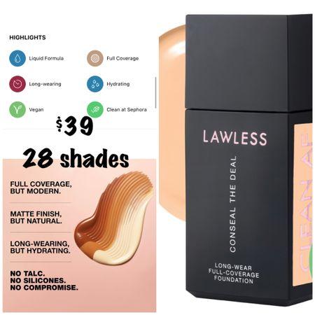 Available NOW at Sephora!  #steffsbeautystash   #LTKsalealert #LTKbeauty #LTKunder50