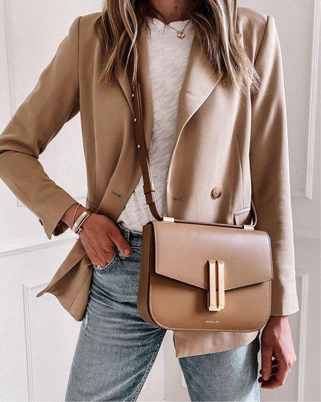 A luxury alternative bag under $500! Contemporary designer bags from shopbop! Brown bag, tan bag, camel bag,  http://liketk.it/3kmSS    #liketkit #LTKstyletip #LTKitbag @liketoknow.it