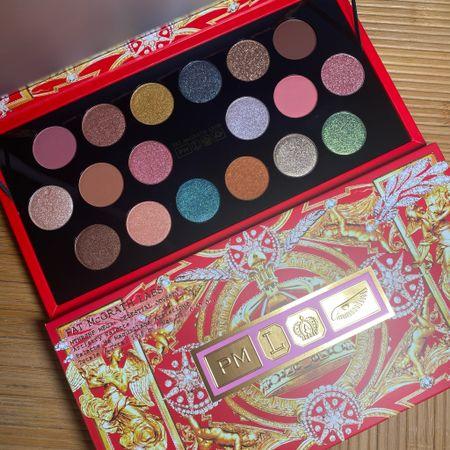 New Pat McGrath Celestial Odyssey Palette available now at Sephora!   #LTKHoliday #LTKbeauty #LTKunder100