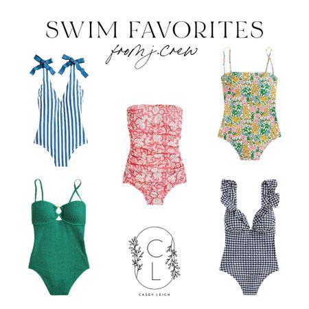 Adorable swim favorites for summer http://liketk.it/3iQ1P #liketkit @liketoknow.it #LTKtravel #LTKswim #LTKstyletip