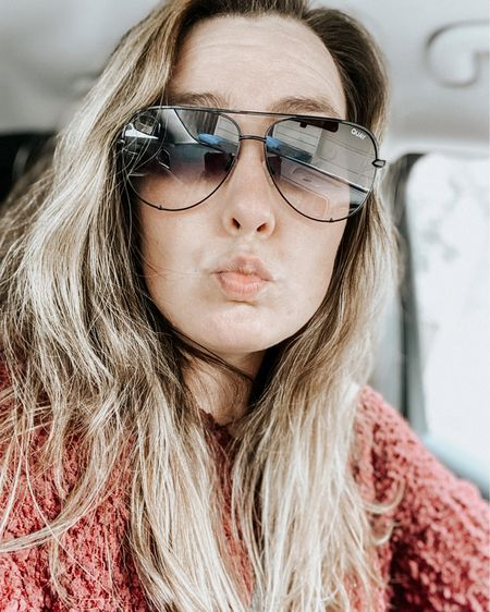 Quay sunglasses are 20% off site wide for the #LTKSpringSale http://liketk.it/3cD8M #liketkit #LTKsalealert #LTKunder50 @liketoknow.it Follow me on the LIKEtoKNOW.it shopping app to get the product details for this look and others