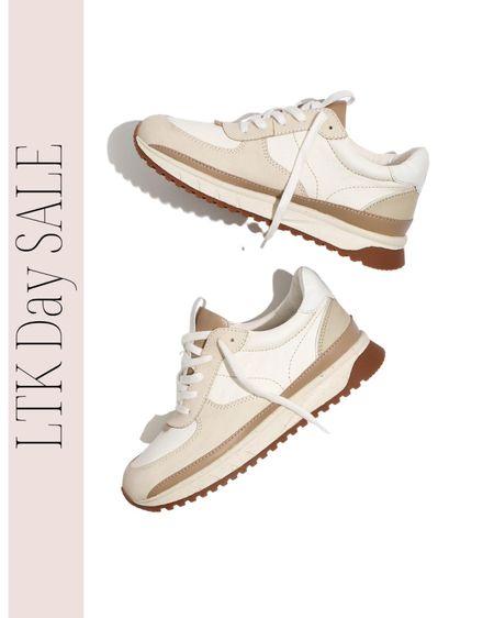 Madewell sneakers and favorites 20% off! Shorts, summer outfits http://liketk.it/3hgEe #LTKDay #LTKsalealert #liketkit @liketoknow.it
