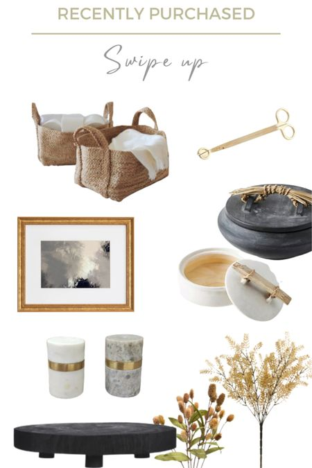 Fall accessories for table top, kitchen decor, storage and more!   #LTKunder50 #LTKhome #LTKSeasonal