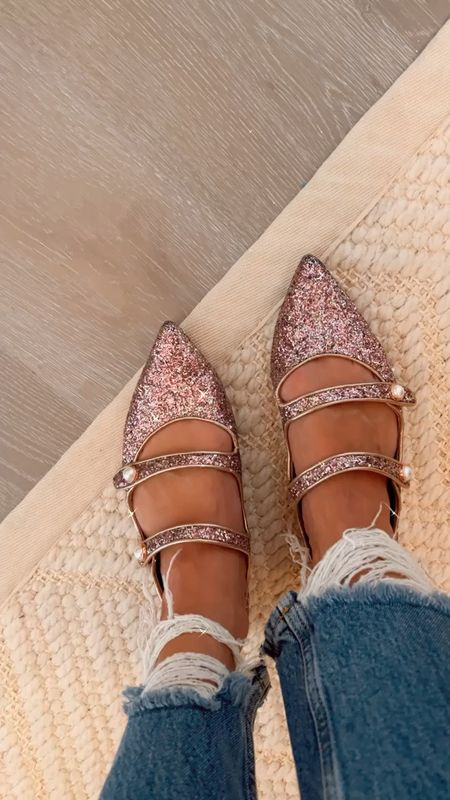 These holiday flats are older from Halogen but since I got lots of questions about them, linking lots of similar favorites!  #LTKGiftGuide #LTKHoliday #LTKwedding