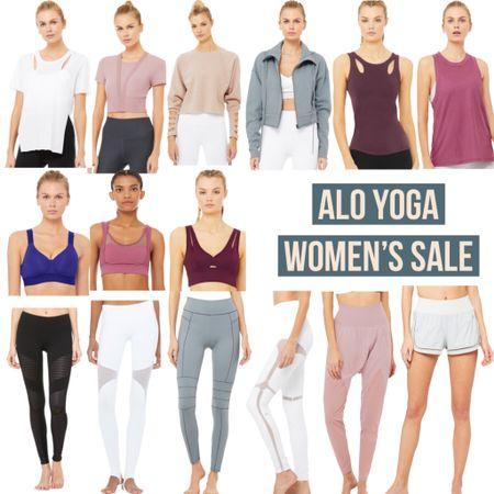 Alo Yoga Women's Sale! Tons of options to choose from! Links in LIKEtoKNOW.it   #alo #aloyoga #yoga #workout #sale #salealert #fitness #fit #fitspo #sportsbra #leggings #motivation #tank #wfh #workfromhome #LTKfit #LTKsalealert #LTKDay @liketoknow.it #liketkit http://liketk.it/2RKNK