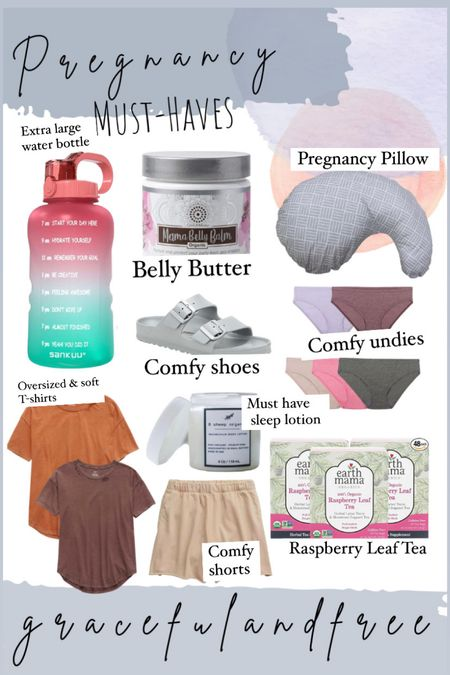 Must have pregnancy items. Must have items for second trimester and third trimester. Comfy maternity favorites.   #LTKbaby #LTKbump #LTKfamily