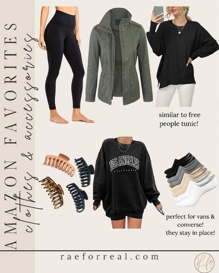 Amazon clothing finds!    #LTKunder50 #LTKfit #LTKSeasonal