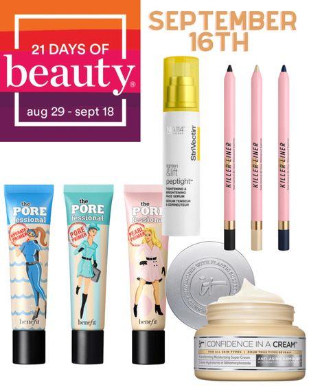 Ulta beauty sale!  50% off these products!   #LTKbeauty #LTKunder50 #LTKSeasonal