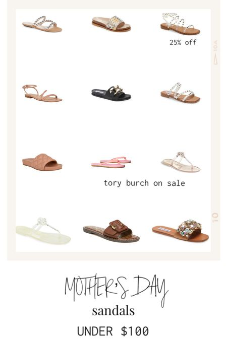 Mother's Day sandals  http://liketk.it/3duQI #liketkit @liketoknow.it #giftguide #mothersday
