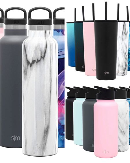 These are on sale TODAY ONLY and soo good. They hold my drink cold all day especially when I put ice in it. The ice doesn't melt either!! Probably one of my favorite tumblers and they come in a ton of colors. They are all 30% off today. #amazon #tumblers #sale #LTKunder50 #LTKsalealert #LTKfamily  http://liketk.it/2Zmz6 #liketkit @liketoknow.it