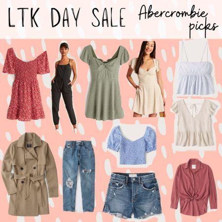 Abercrombie & Fitch #LTKDaySale picks! 20% off!   #LTKDay #LTKsalealert #LTKstyletip