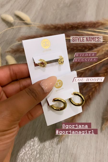 These earrings are perfect for stacking in your ear!! Easy trend to update your look.    #LTKstyletip #LTKunder100 #LTKSeasonal
