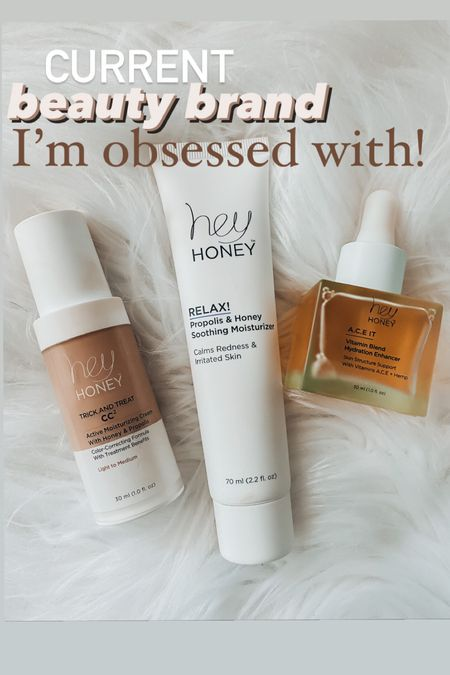 Obsessed with these beauty products from Hey Honey! They have been a game changer for my skin!! Helped with my blemishes, dry skin and hyperpigmentation!!   #LTKstyletip #LTKbeauty #LTKunder50
