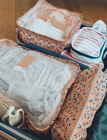 If you haven't used packing cubes you are missing out!!   #LTKHoliday #LTKtravel #LTKunder50