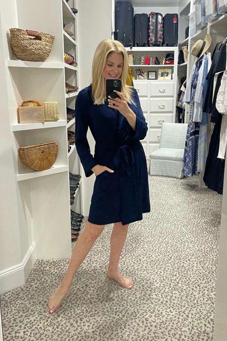 Get this super soft robe on LTK sale for 25% OFF. I'm in size S/M    #LTKunder100 #LTKSale #LTKsalealert