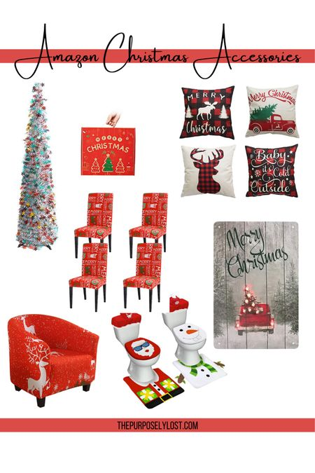 Are you looking for a few more Christmas home decor pieces? Here are some cute picks from Amazon! http://liketk.it/34j0v #liketkit @liketoknow.it
