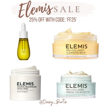 I've heard such amazing things! I've tried and LOVE the Elemis resurfacing pads! 25% off - code: FF25    #LTKsalealert #LTKGiftGuide #LTKbeauty