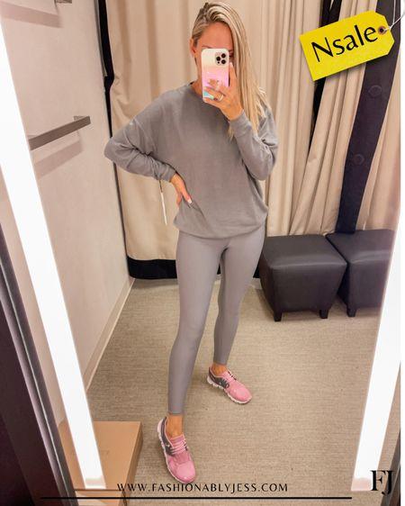 Active wear I'm loving  #nsale Athleisure  Active wear  Leggings Workout look   #LTKsalealert #LTKfit #LTKstyletip