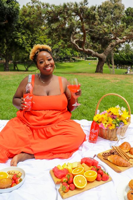 This is your sign to get cute and go on a picnic! 💛   I've linked a few dresses I think would be so cute on a nice picnic date! Have you gone on a picnic yet?   #LTKcurves #LTKstyletip #LTKSeasonal