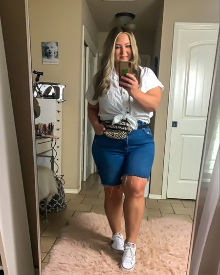 Shirt size large tts Shorts size 16 (I sized up one)  Shoes tts (I'm wearing a size 6 in youth which is an 8 in women's)   @liketoknow.it #liketkit http://liketk.it/3igRm