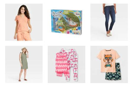 TARGET finds 🎯 ✨ loving these casual pieces and fun kid pajamas! http://liketk.it/3hxh3 #liketkit @liketoknow.it #LTKstyletip #LTKunder50 #LTKsalealert @liketoknow.it.family Shop your screenshot of this pic with the LIKEtoKNOW.it shopping app