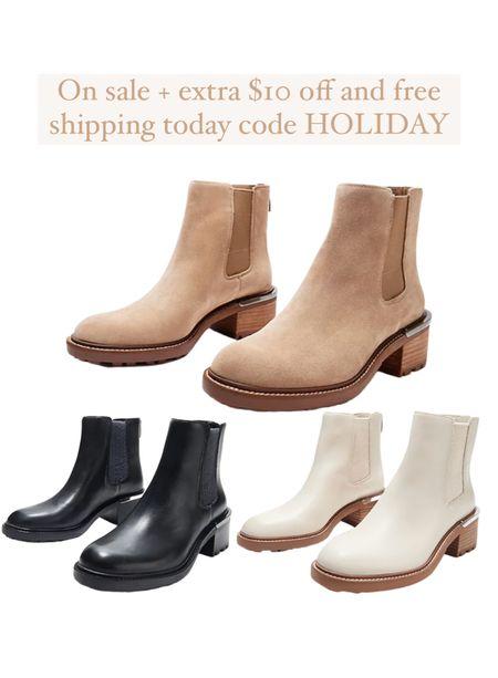 Fall boots on sale  #boots #sale #laurabeverlin  #LTKsalealert #LTKunder50 #LTKshoecrush
