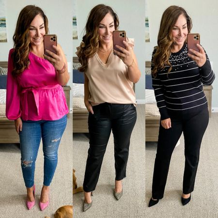 Date night  Girls night out Workwear   These styles work for all occasions! Use code RYANNE15 for 15% off    #LTKcurves #LTKSeasonal #LTKHoliday