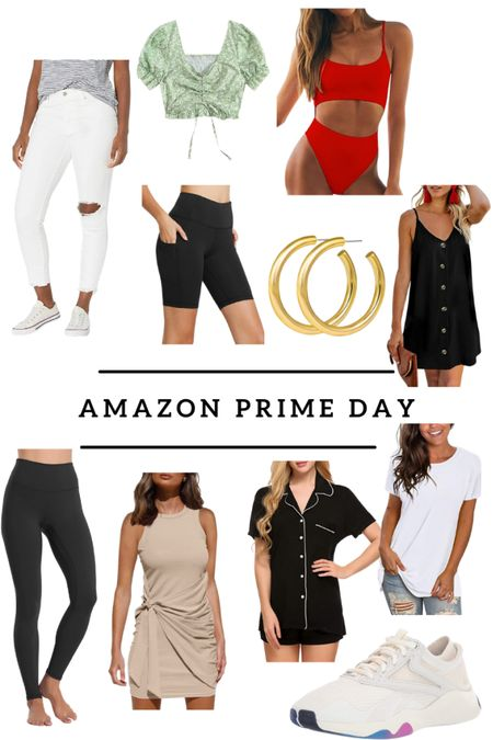 Amazon fashion finds! Prime day deals. Rounded up all the best summer sales happening right now http://liketk.it/3iboZ #liketkit @liketoknow.it #LTKswim #LTKsalealert #LTKunder50