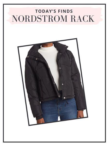 Daily finds: affordable puffer jacket under $40  #LTKunder50 #LTKunder100 #LTKSeasonal