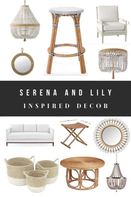 Serena and Lily inspired decor! http://liketk.it/3grjf @liketoknow.it #liketkit #LTKhome #LTKunder100 #LTKfamily